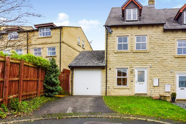 Front of Middlefield Court, East Morton, Keighley BD20