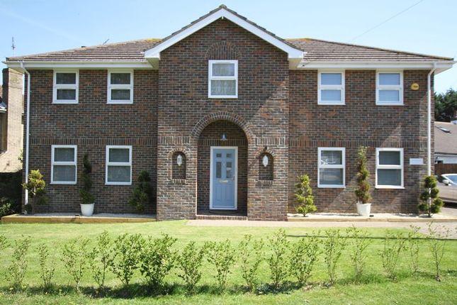 Thumbnail Detached house for sale in Kingsdown Park, Upper Street, Kingsdown, Deal