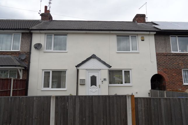 Thumbnail Terraced house for sale in Grange Road, Woodlands Doncaster