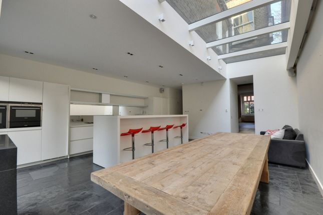 Thumbnail Terraced house to rent in Thorney Hedge Road, Chiswick