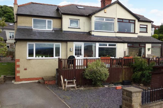 Thumbnail Semi-detached house for sale in West Chevin Road, Menston, Ilkley