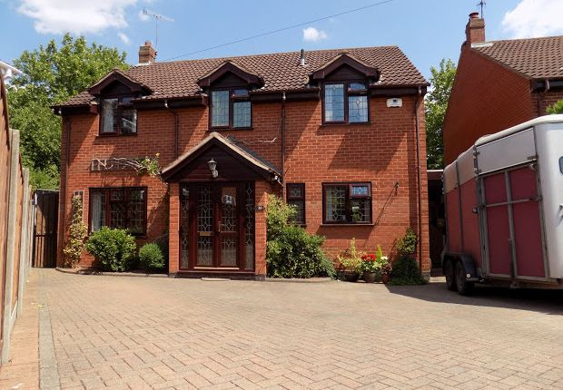 Thumbnail Detached house for sale in Kingswinford, Kingswinford, West Midlands
