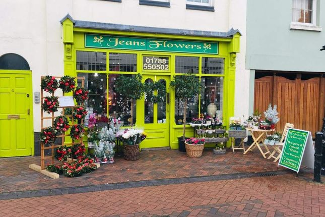 Thumbnail Retail premises for sale in Castle Street, Rugby