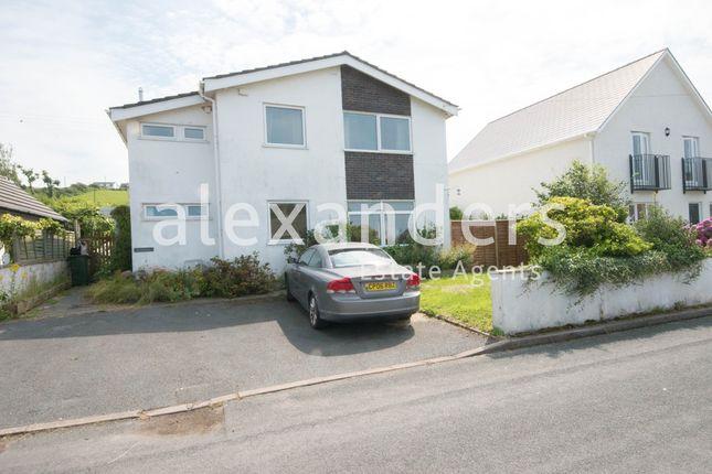 Thumbnail Detached house for sale in Ffordd Y Fulfran, Borth