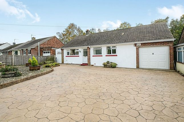 Thumbnail Bungalow for sale in Villiers Avenue, Newton Abbot