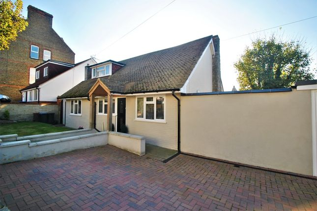Thumbnail Detached bungalow for sale in Approach Road, Margate