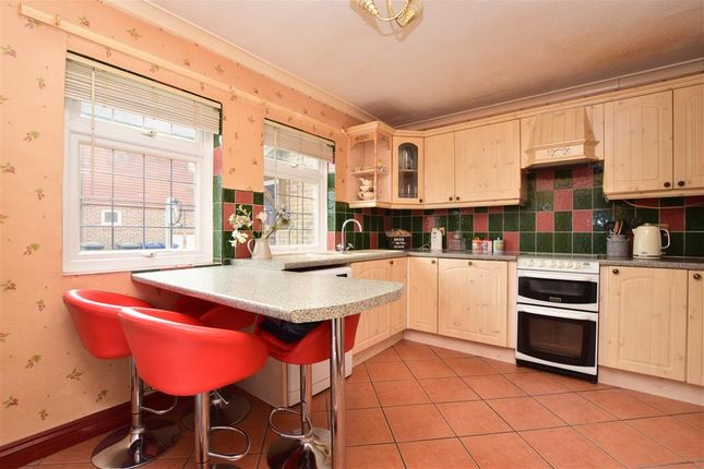 Thumbnail Terraced house for sale in Links Close, Cranleigh, Surrey