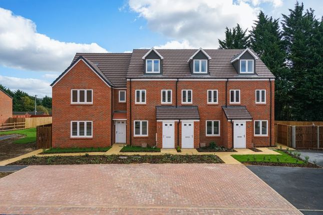 Thumbnail Terraced house for sale in Guardian Way, Dallow Place, Dallow Road, Luton
