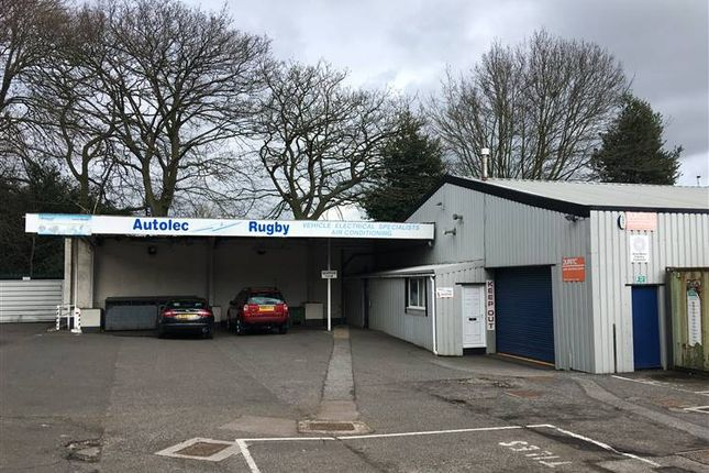 Thumbnail Warehouse to let in Albert Street, Rugby