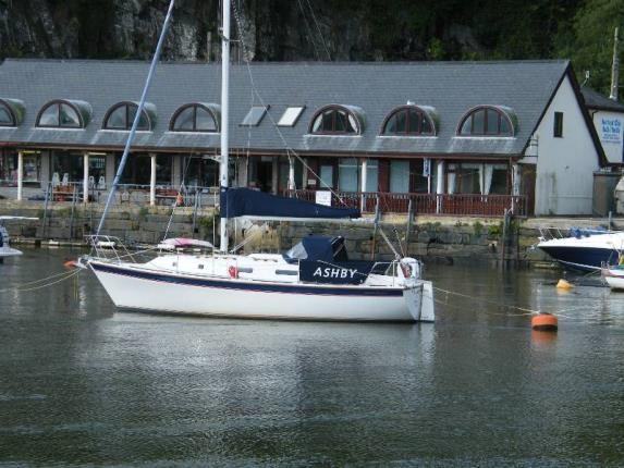 Thumbnail Property for sale in Fishermans Cove, Porthmadog, Gwynedd