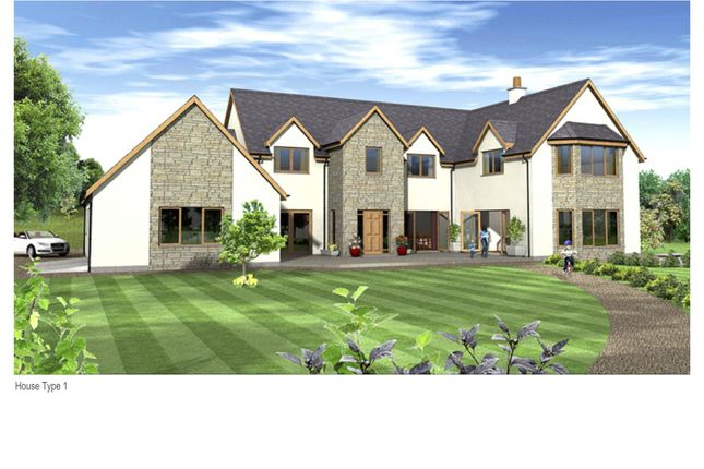 Thumbnail Detached house for sale in Floors Farm, Stonehouse Road, Strathaven