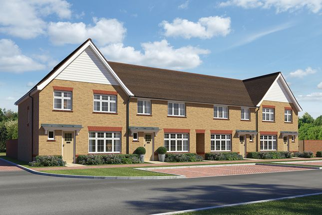 """Thumbnail End terrace house for sale in """"Warwick End"""" at Roman Way, Rochester"""
