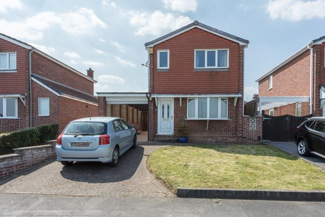 Thumbnail Detached house for sale in Campion Drive, Swinton, Mexborough