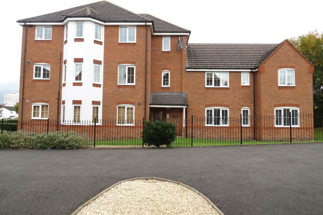 Thumbnail Flat to rent in Oxford Grove, Birmingham
