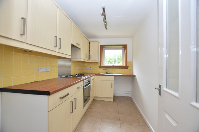 Kitchen of 25A Kilcreggan View, Greenock PA15