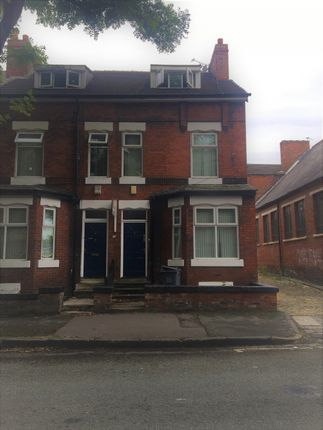 Thumbnail Flat to rent in Hamilton Road, Manchester