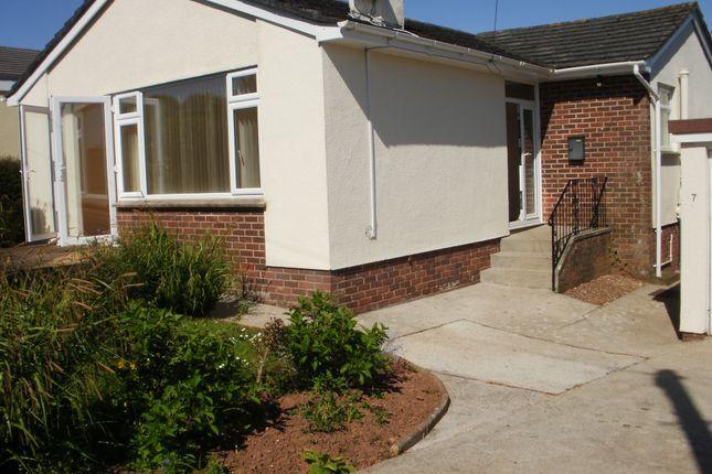 2 bed detached bungalow to rent in Greenway Park, Galmpton, Brixham