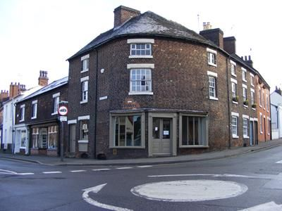 Thumbnail Retail premises for sale in The Round House, 38 High Street, Tutbury, Burton Upon Trent, Staffordshire