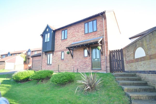 Thumbnail Detached house to rent in Thrush Close, Chatham