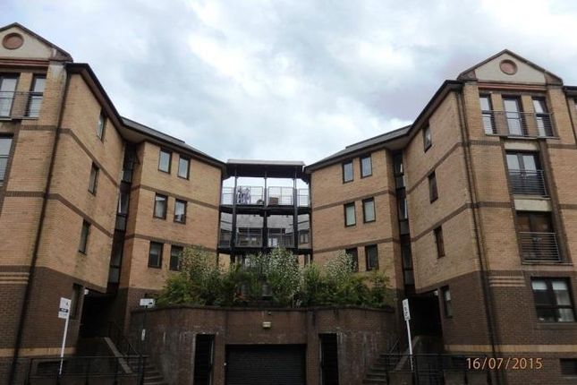 Thumbnail Flat to rent in Brown Street, Glasgow