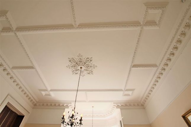 Lounge Ceiling of Hazel Drive, Dundee DD2