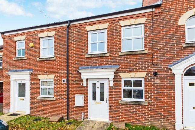 Thumbnail Terraced house to rent in Dewar Spur, Langley, Berkshire