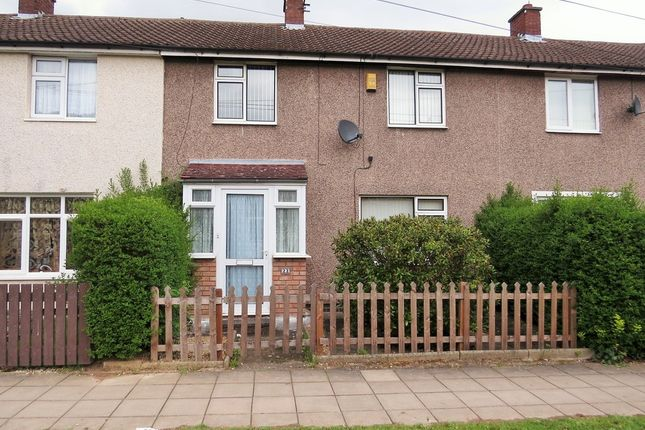 Thumbnail Terraced house for sale in Jamescroft, Coventry