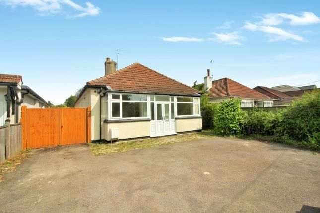 Thumbnail Bungalow for sale in Passage Road, Bristol