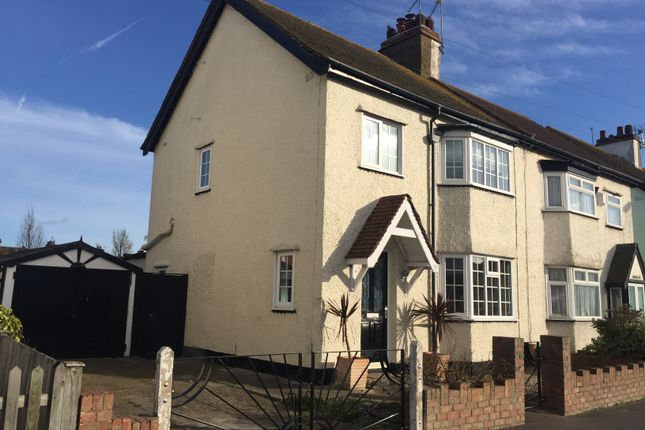 Thumbnail Semi-detached house for sale in Sea Street, Herne Bay, Kent