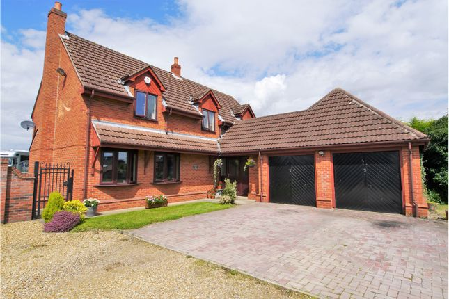 Thumbnail Detached house for sale in Moss Croft Lane, Doncaster