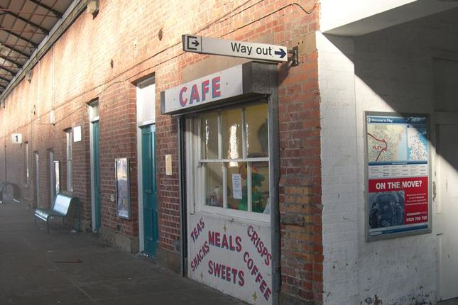 Thumbnail Retail premises to let in Filey Station, Station Approach, Filey, North Yorkshire