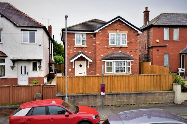 4 bed detached house for sale in Shotton Lane, Shotton, Deeside CH5