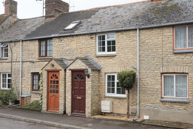 Thumbnail Terraced house to rent in Bell Lane, Cassington, Witney