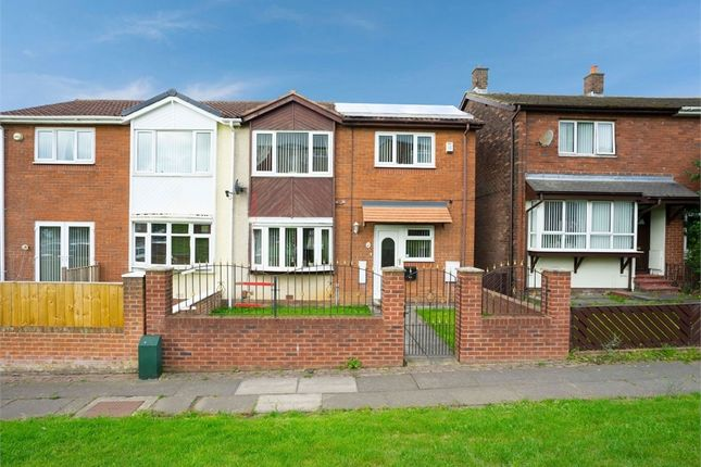 3 bed end terrace house for sale in Baxter Road, Sunderland, Tyne And Wear SR5