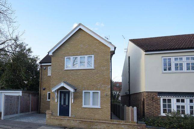 Thumbnail Flat for sale in Chestnut House, Westbury Lane, Buckhurst Hill