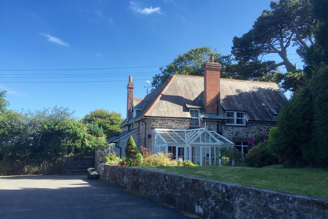 Thumbnail Detached house for sale in Heamoor, Penzance