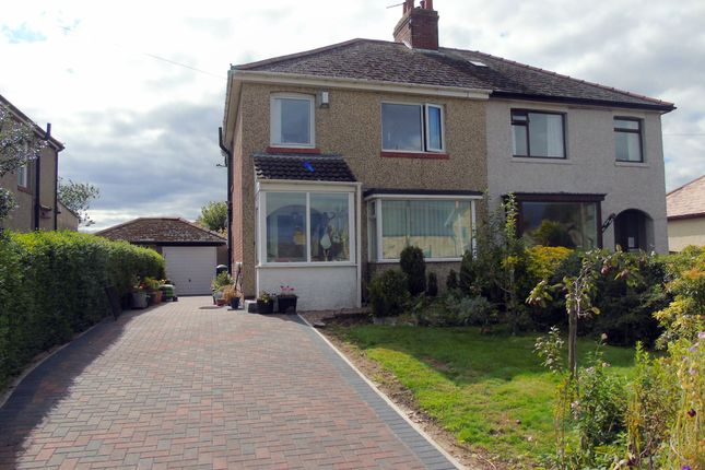 Thumbnail Semi-detached house for sale in West Thirston, Morpeth