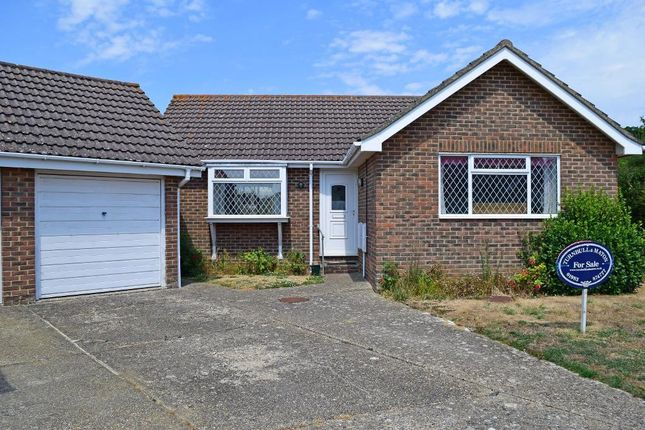 Thumbnail Detached bungalow for sale in Bembridge House Close, Bembridge, Isle Of Wight