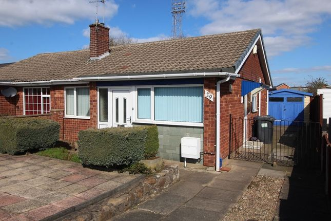 2 bedroom bungalow for sale in Southfield Road, Armthorpe, Doncaster
