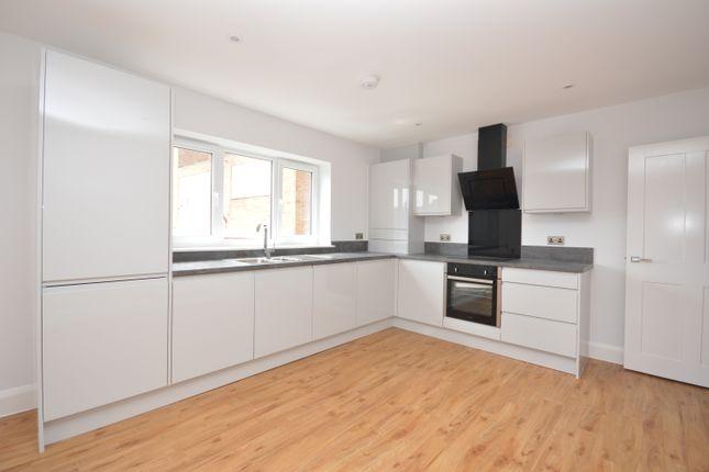 Thumbnail Flat for sale in Park Road, Cheriton, Folkestone