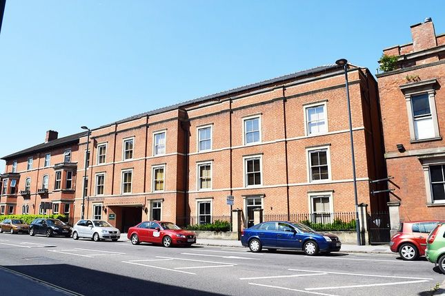 Thumbnail Flat to rent in Burleigh Mews, Stafford Street, Derby