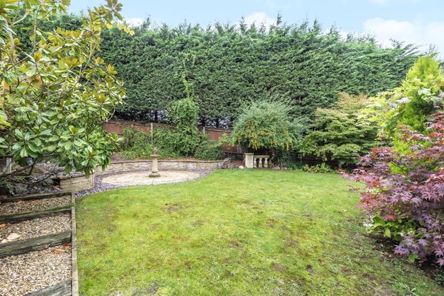 Garden of Burton Drive, Guildford GU3