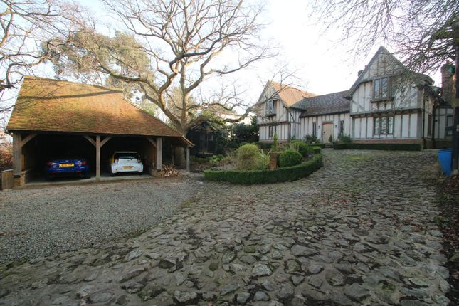 Thumbnail Detached house for sale in The Chase, Rochford
