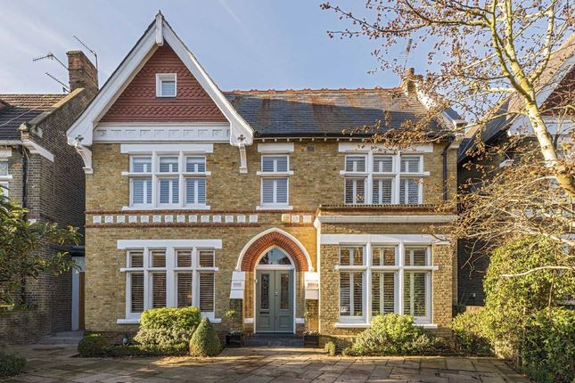 Thumbnail Detached house to rent in Woodville Road, London