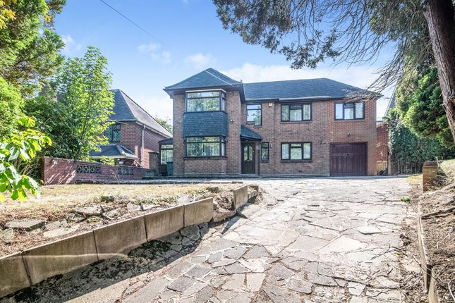 4 bed detached house for sale in Charlemont Road, West Bromwich B71