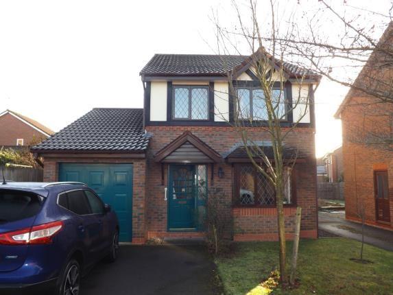 Thumbnail Detached house for sale in Glenridding Close, West Bridgford, Nottingham, Nottinghamshire