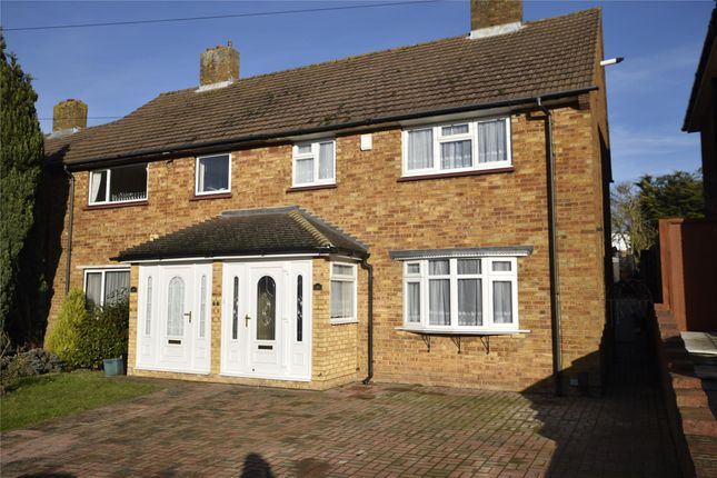 3 bed semi-detached house for sale in Repton Road, Orpington, Kent