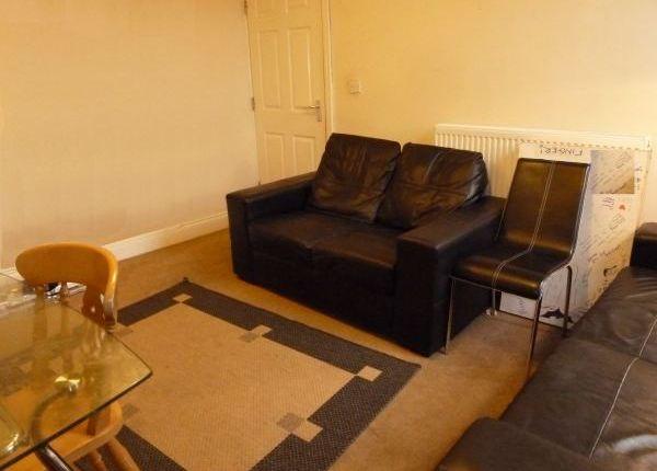 Thumbnail Terraced house to rent in Tavistock Road, Jesmond, Newcastle Upon Tyne, Tyne And Wear