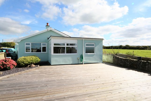 Thumbnail Bungalow for sale in Polgine Lane, Troon, Camborne