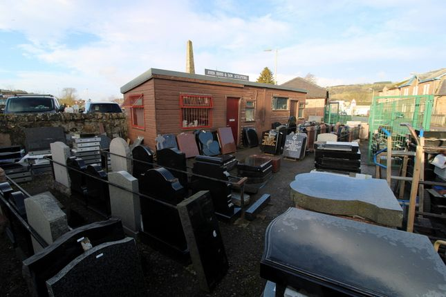 Thumbnail Retail premises for sale in John Hood & Son Monumental Sculptors, Dingwall, Ross Shire
